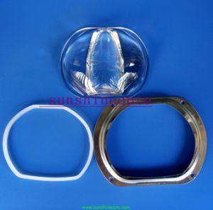 Glass Lens for LED Street Light (D107-2-1)