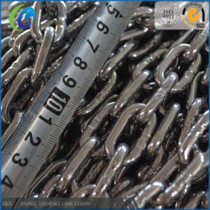304/316 Stainless Steel Link Chain, Stainless Steel Anchor Chains pictures & photos