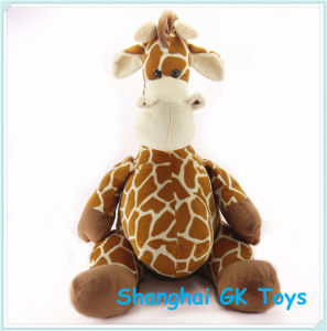 Big Plush Toy Giraffe Stuffed Animals Plush Giraffe pictures & photos