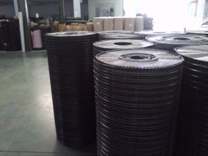Galvanized and PVC Coated Welded Wire Mesh Fencing