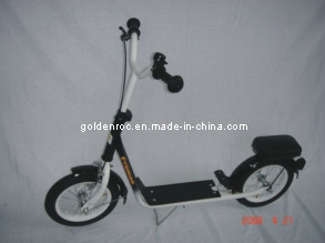 "12"" Steel Frame Kick Scooter PB208 pictures & photos"