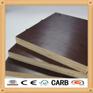 Brown Film Faced Concrete Formwork for Construction Use pictures & photos