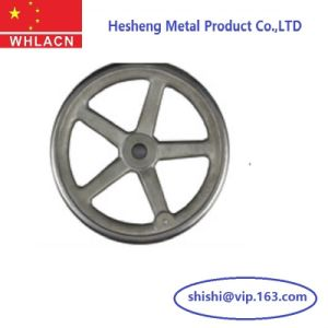 Stainless Steel Hand Wheel Casting Auto Spare Parts pictures & photos