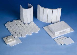 Alumina Ceramics Used in Wear Resistant Industry pictures & photos