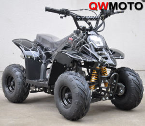 Mini 4 Stroke ATV 50CC ATV Mini Quad for Kids (QWATV-01)