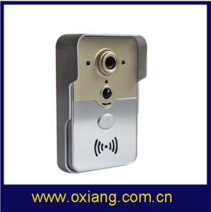 Home Security Wireless WiFi Video Digital Doorbell Wd7 Watching and Listening by APP pictures & photos