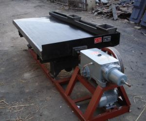 Small Scale Gold Mining Equipment Shaking Table pictures & photos
