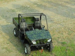 800cc 4X4 Diesel Agriculture Dump Tractor Truck (HDU800EP-9)