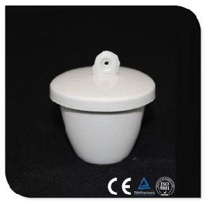 Laboratory Alumina Ceramic Crucible