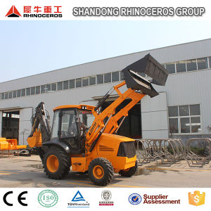 New Hot Sale 4X4 Wd Backhoe Loader, Xiniu Loader for Sale pictures & photos