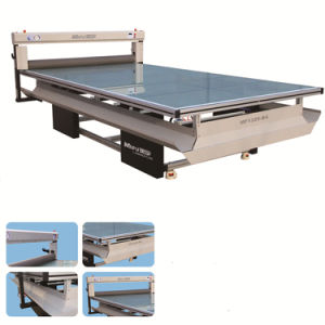 MEFU MF1325-B4 High Speed Large Format Flex Board Flatbed Laminator pictures & photos