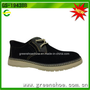 Men Casual Shoes Latest Flat Sole Men Dress Shoe pictures & photos