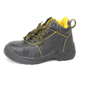Puncture-Resistant Safety Shoes (Black) pictures & photos