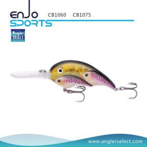 Fishing Tackle School Fish Crankbait Lure with Bkk Treble Hooks (CB1075) pictures & photos