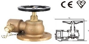 Landing Valve Right Angle Type (HV06-198C) pictures & photos