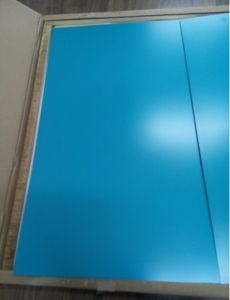 Sky Blue Ctcp Plate pictures & photos