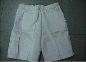 Pure Color Hotsale Cheap OEM Cargo Short Summer Work Pants pictures & photos