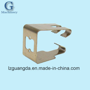 Stainless Steel Sheet Metal Stamping Parts pictures & photos