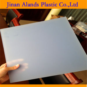 White and Black Frosted Acrylic Sheet 5mm Thick pictures & photos