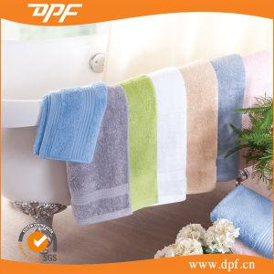 Hot Sale Beautiful Colors Bath Towel Wholesale (DPF060561) pictures & photos
