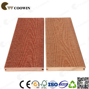 WPC/Wood Plastic Composite Decking/ Outdoor Flooring with Ce Fsc SGS ISO Certification pictures & photos