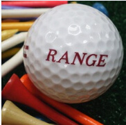 Custom Blank Golf Ball and Golf Tee pictures & photos