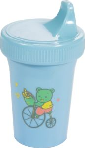 Customized Quality Infant Water Training Cups Baby Sippy Cups with Handles