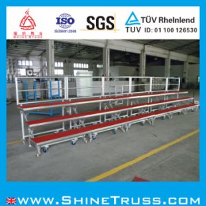 Aluminum Chorus Stage Adjustable Stage pictures & photos
