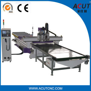 Automatic Loading Machine with Drill for Hole pictures & photos