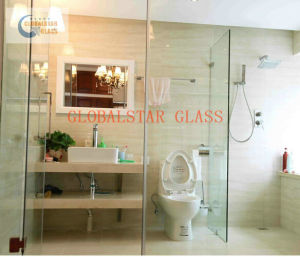 Shower Room Glass Tempered Glass Curved Glass (8-12mm) pictures & photos