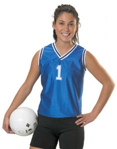 Healong Discount Full Dye Sublimation Volleyball Uniforms pictures & photos