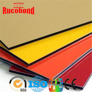 ACP Outdoor Decoration Guangzhou PVDF PE Aluminium Composite Panel pictures & photos