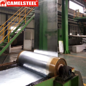 Camelsteel Galvanized Steel Coil Gi From Shandong Zibo pictures & photos
