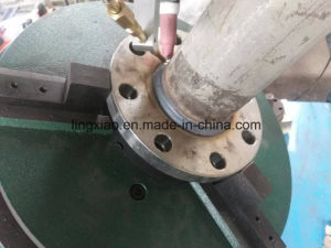 Ce Certified Welding Positioner HD-50 with Chuck for Pipe and Circular Welding pictures & photos