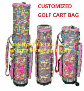 Travel Golf Bag Golf Club Bag with Embroidery Design pictures & photos