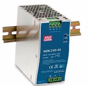 NDR-240 DIN Rail pictures & photos