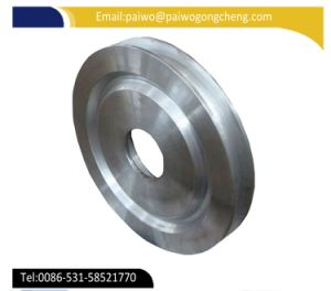 Forged Precision 304 42CrMo4 Hydraulic Flange for Industrial Equipment pictures & photos