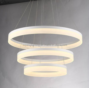 LED Circle Pendant Light Triple Layer pictures & photos