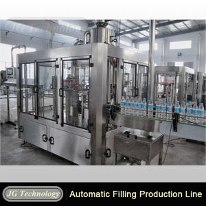 Mineral Bottled Water Filling Machine