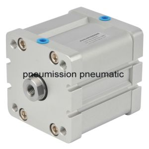 ISO21287 Pneumatic Compact Air Cylinder (PDA Series) pictures & photos