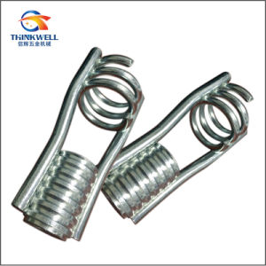 Hot DIP Galvanized Loop Insert Straight Coil Insert pictures & photos
