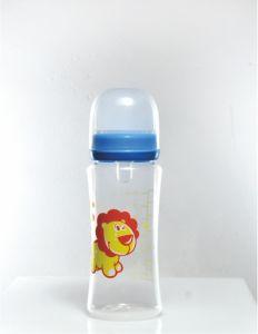 Good Quality Transparent Baby Nursing Bottles for Infant 300ml pictures & photos