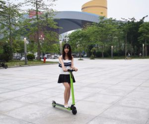 Best Prices 2 Wheel Self-Balanced Electrical Scooter pictures & photos