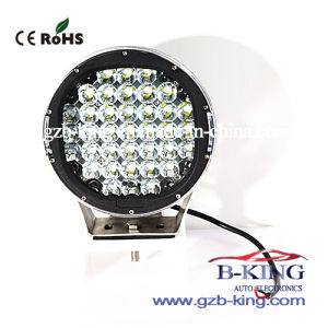 Round 9 Inch 111W CREE LED Driving Light pictures & photos