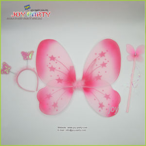 Pink Butterfly Wing Fairy Wing Party Accessories