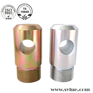 High Performance Steel Prototype Parts Zinc Plated pictures & photos
