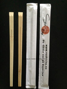 Promotional Disposal Chopstick with Company Logo pictures & photos