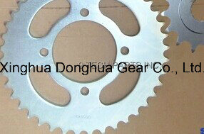 Suzuki Gn250 Front and Rear Sprocket Gn250 41t 15t pictures & photos