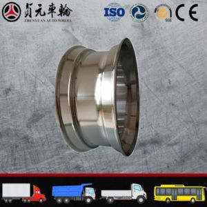 Truck Alloy Wheel Rim of 22.5 Inch pictures & photos
