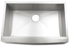 Handmade Stainless Steel Sink